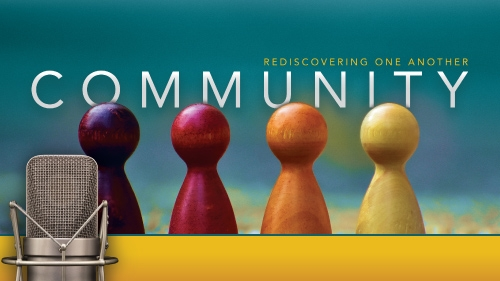 Saint Michael Podcast Season 6: Community