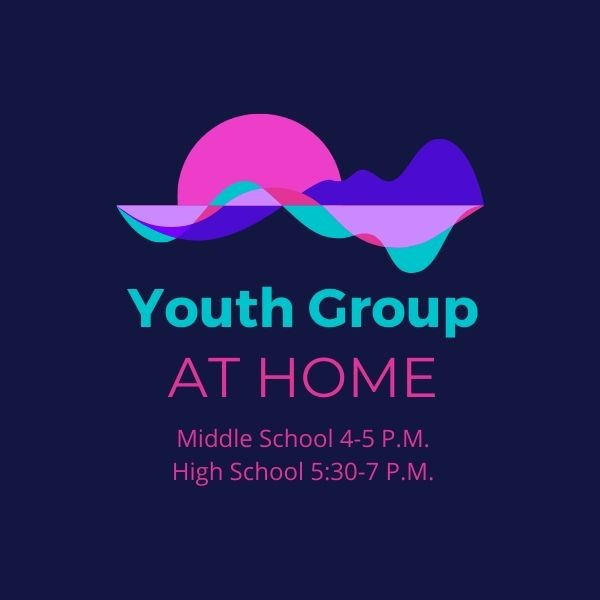 Youth Group At Home