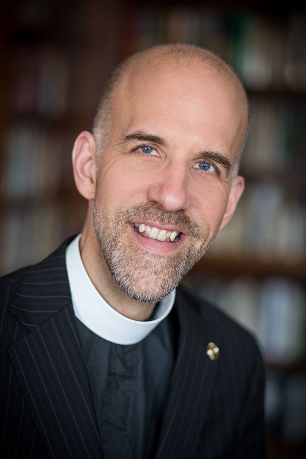 THE REV. DR. ANDREW GROSSO ANNOUNCED AS NEXT SAINT MICHAEL ASSOCIATE FOR WORSHIP & LITURGY