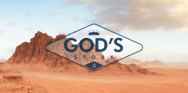 God's Story Wrap-Up from Rev. Dr. Eric Liles