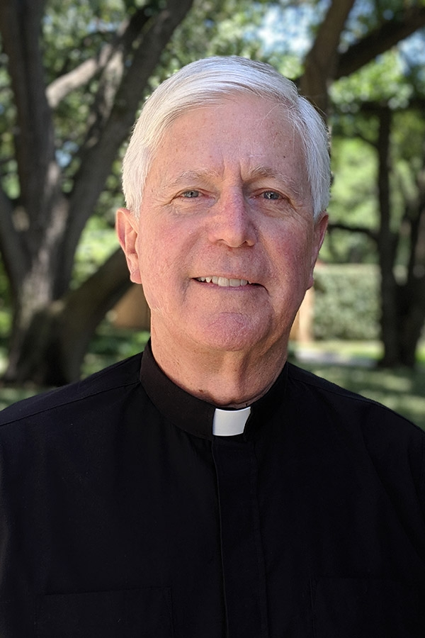 Staff Departure: The Reverend Bob Scott