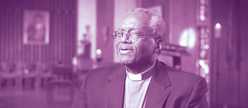 Presiding Bishop Michael B. Curry