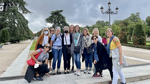 Camino Day 1: Arrival to Madrid