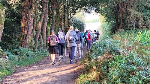 Camino Day 3: The Walk Begins