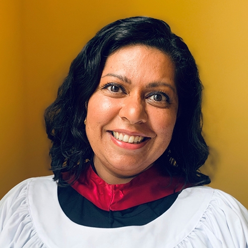 CHANTA BHAN APPOINTED ASSOCIATE FOR MISSION & OUTREACH