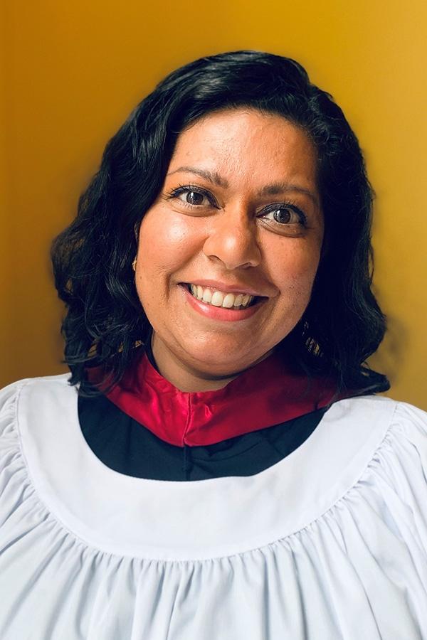 Staff Departure: The Rev. M. Chanta Bhan