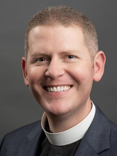 The Reverend Dr. Christopher D. Girata