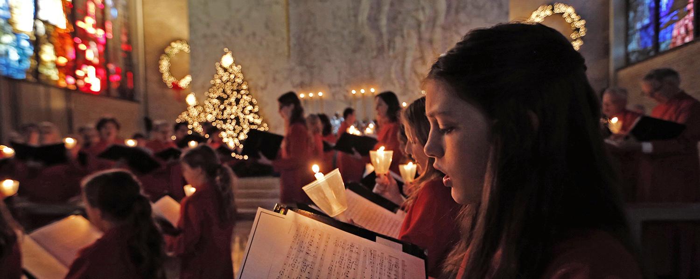 Christmas Lessons & Carols 2019