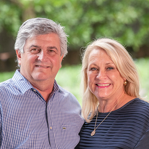 Joe and Kimberly Colonnetta