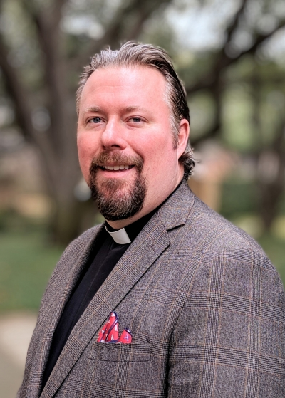 The Reverend Dr. Eric Liles