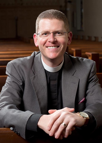The Reverend Dr. Christopher D. Girata
