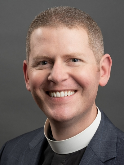 The Rev.  Dr. Christopher D. Girata