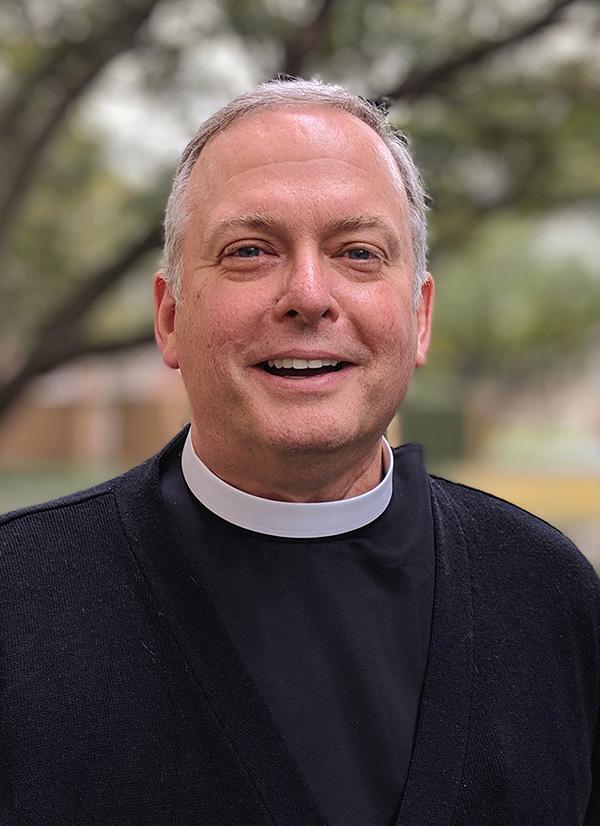 The Rev. Greg Pickens