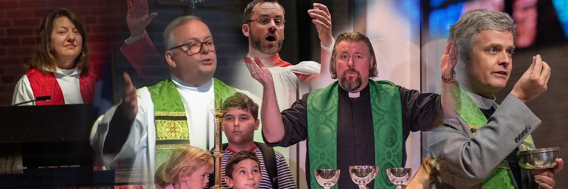 Holy Week at SMAA