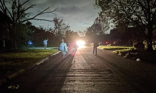 Saint Michael Tornado Relief Report
