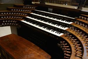 Main Sanctuary Organ