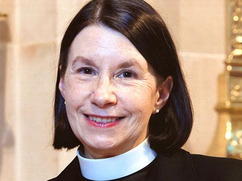 The Rev. Dr. Julia Gatta