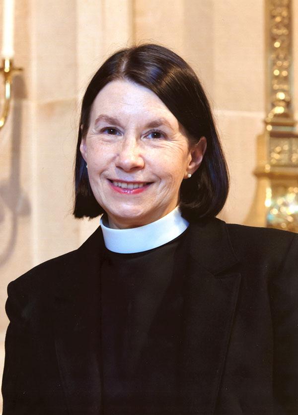 The Rev. Julia Gatta