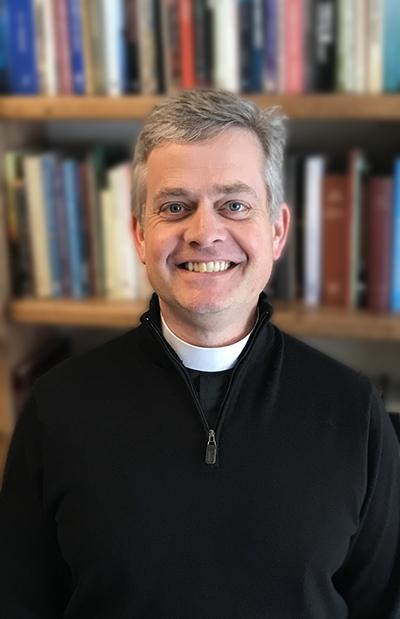 The Reverend Ken Brannon