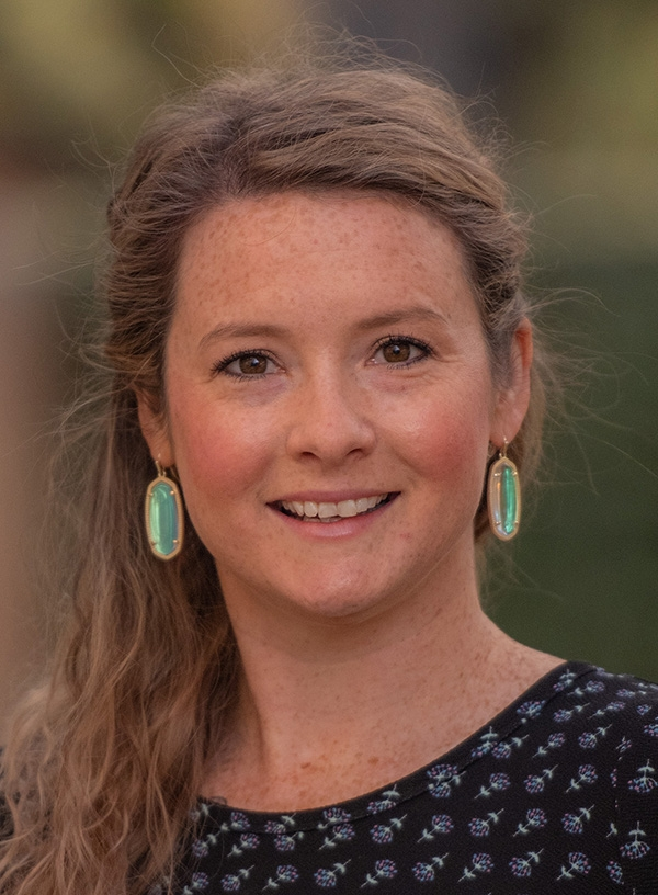 Kristen Burk Named Executive Assistant to the Vice Rector