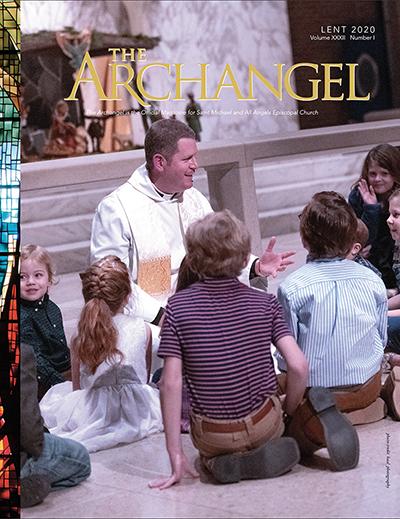 The Archangel - Lent 2020