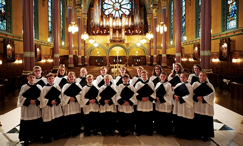 Saint Michael Presents: Men, Boys, & Girls Choir of The Cathedral of the Madeleine