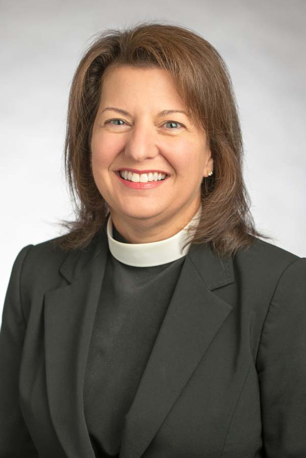 The Rev. Mary Lessmann