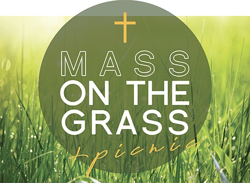 Mass on the Grass and Hamburger Lunch - CANCELLED