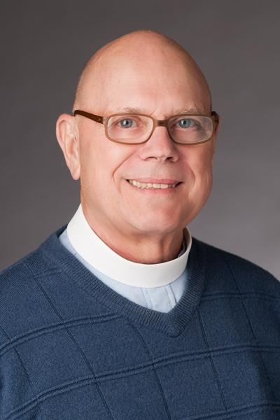 The Rev. Canon Michael Harmuth