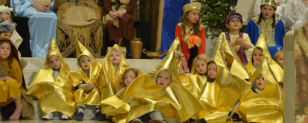 Nativity Pageant 2019