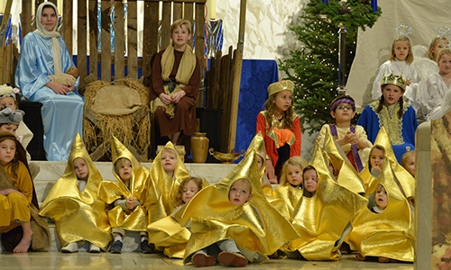 Nativity Pageant