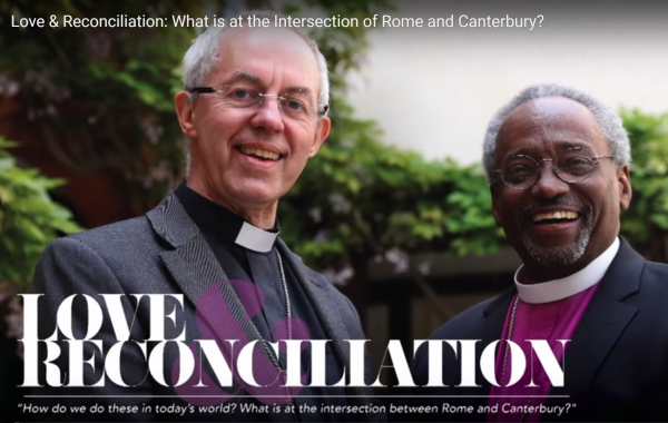 Media: Archbishop of Canterbury and Presiding Bishop Join to Speak in Dallas Sept 20