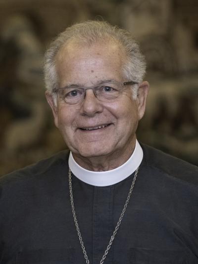 The Rev. Canon René Somodevilla