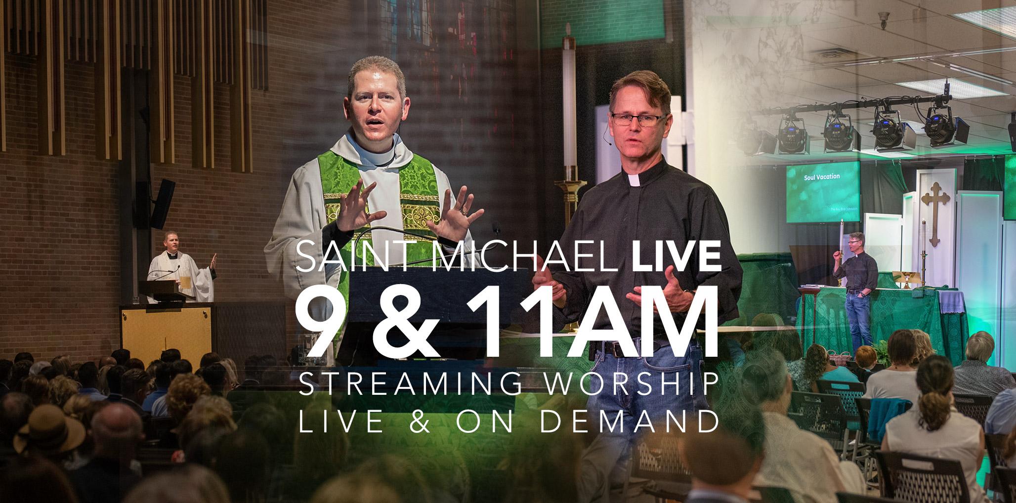 https://saintmichael.org/live/