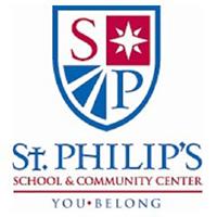 St. Philip's logo