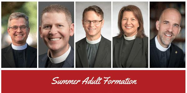 Summer Adult Formation