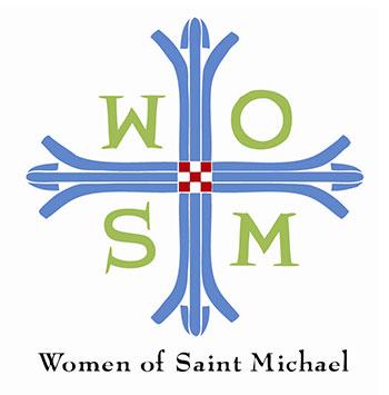 Women of Saint Michael logo