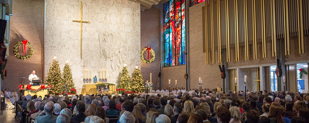 Celebrate Christmas at Saint Michael and All Angels