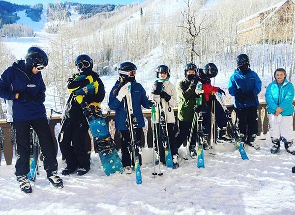 Youth Ski Trip January 17 20 2020 Saint Michael And All